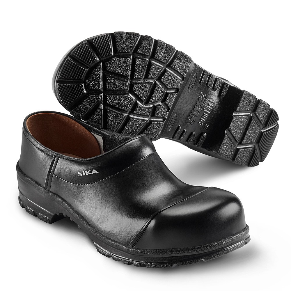 Comfort Steel Toe Closed